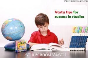 Study room: Vastu tips  for success in studies