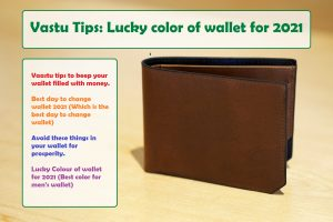 Vastu Tips: Lucky color of wallet for 2021