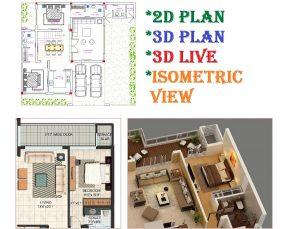 Floor plan design software & Types of Floor Plans